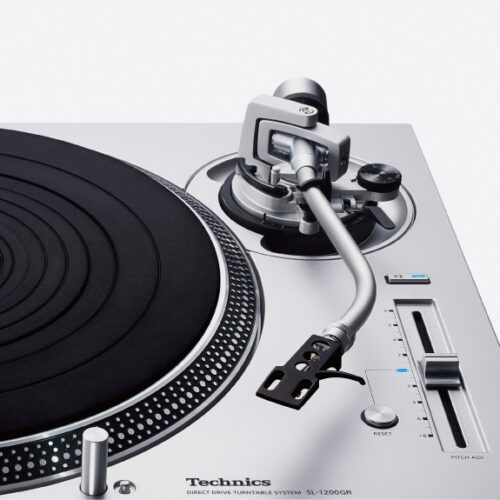 Technics – SL-1200GR