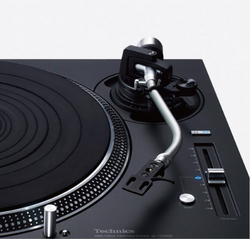 Technics – SL-1210GR
